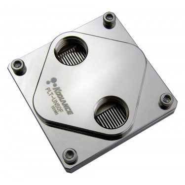 PLT-UN50F Cold Plate, 50mm x 50mm (1.97in x 1.97in)