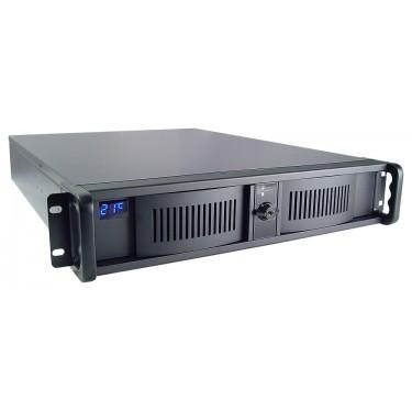 RM1-2U Liquid Cooling System [06mm, 1/4in ID]
