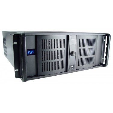 RM1-4U Liquid Cooling System [06mm, 1/4in]