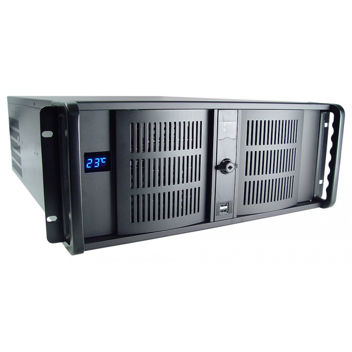 Unique Water Cooled Server Cabinets