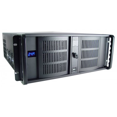 RM2-4U Liquid Cooling System [06mm, 1/4in ID]
