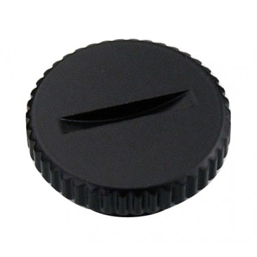 Fitting Socket Plug, *Black*, G 1/4 BSPP