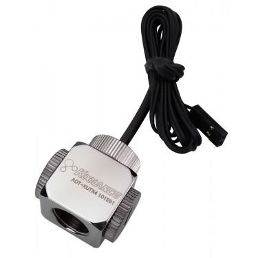 Coolant Temperature Sensor, Brass, 10K Ohm
