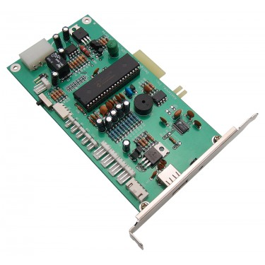 TMS-100K Software Interface Card