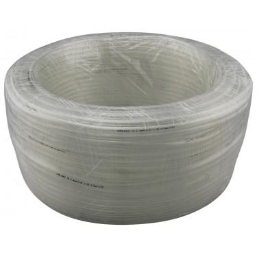 Tubing Roll, PU Clear, Dia: 10mm x 13mm (3/8in x 1/2in), Ea: 150m (492ft)