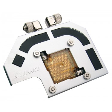 VID-205-L06 Water Block (GeForce 7800/7900/7950, Radeon 1800/1900/1950 Video Card) [06mm, 1/4in]