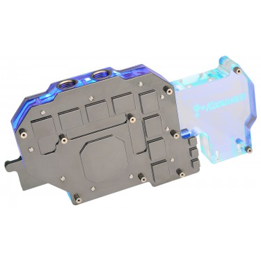 VID-398GX2 Water Block (NVIDIA GeForce 9800 GX2 Video Card)