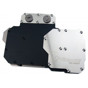 VID-AR697 Water Block (AMD Radeon HD 6970/6950 Video Card), Rev.1.1