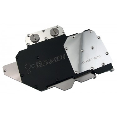 VID-AR797 Water Block (AMD Radeon HD 7970 Video Card)