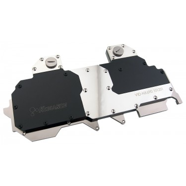 VID-NX690 Water Block (NVIDIA GeForce GTX 690 Video Card)