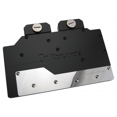 VID-NXTTN2 Water Block (NVIDIA GeForce GTX TITAN/Black, 780/Ti Video Card)
