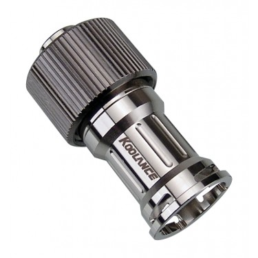 VL3 Quick Disconnect Low-Spill Coupling, Female for 10mm x 16mm (3/8in x 5/8in)