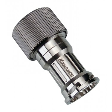 VL3 Quick Disconnect Low-Spill Coupling, Female for 13mm x 19mm (1/2in x 3/4in)