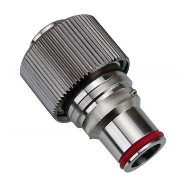 VL3 Quick Disconnect Low-Spill Coupling, Male for 13mm x 19mm (1/2in x 3/4in)