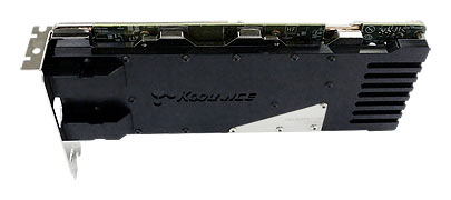Intel Xeon Phi Cold Plate