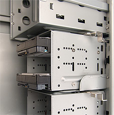 Screw-Mounted Hard Drives